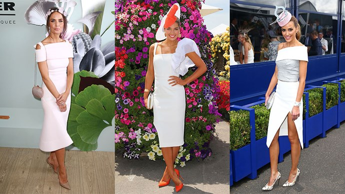 Here, we take a look at the best looks from Melbourne Cup's Crown Oaks Day.