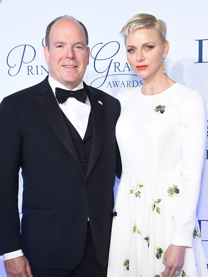 <p><strong>Prince Albert II and Princess Charlene of Monaco</strong> <p>Princess Charlene was a former Olympic swimmer for South Africa, and met her husband, Prince Albert II, at the Mare Nostrum swimming meet in Monaco in 2000. They went public with their relationship in 2001, were married on July 1, 2001, and now have twins, Gabriella and Jacques, who were born in December 2014.