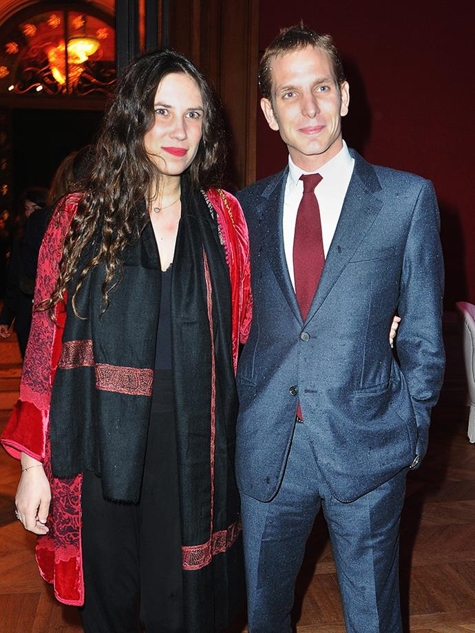 <p><strong>Andrea Casiraghi and Tatiana Santo Domingo</strong> <p>Andrea, the first son of Princess Caroline of Monaco, and Tatiana, a socialite who is the 847th wealthiest person in the world, had a three-day wedding extravaganza that was one of the most stylish in history. They met through Andrea's sister, Charlotte, in 2005, dated for eight years, welcomed their first child, a son named Alexandre, and then got married in August 2013. Their second child, a daughter named India, was born in April 2015.