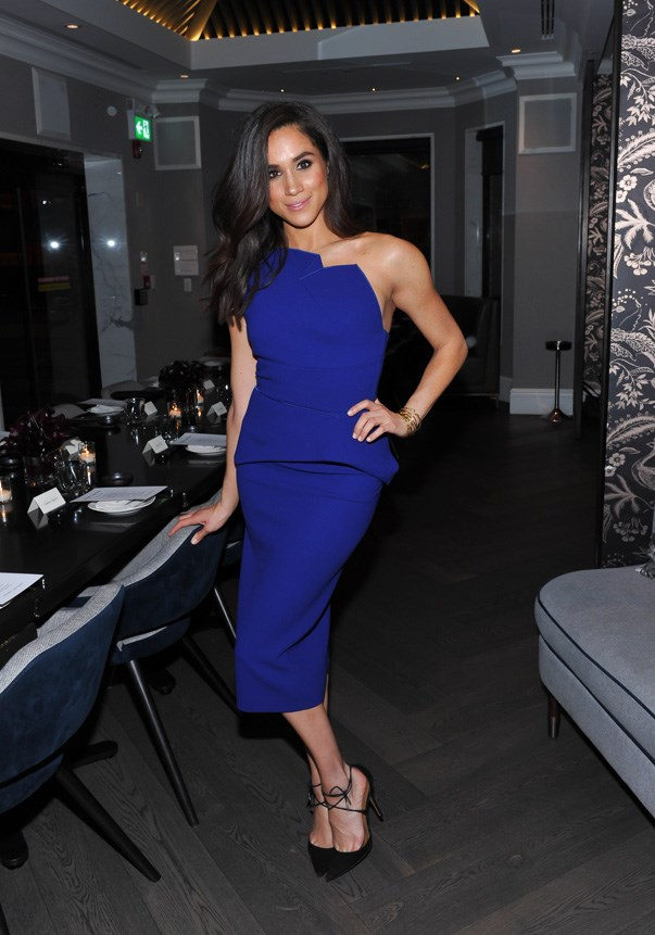 At an Equinox dinner in Toronto, November 2015.