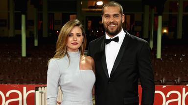 Your First Look At Jesinta Campbell And Buddy Franklin's Gorgeous Wedding