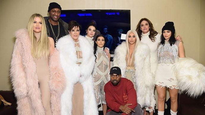 Kris Jenner's star studded birthday celebrations