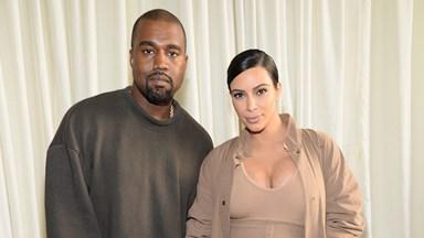 Kim Kardashian Hints A Third Kimye Baby May Be Coming