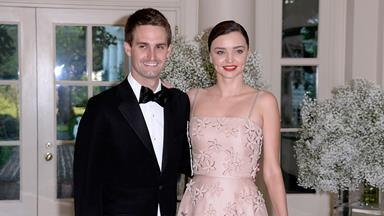 Inside Miranda Kerr And Evan Spiegel's Secret Engagement Party