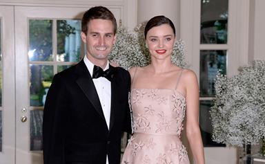 Inside Miranda Kerr And Evan Spiegel's Secret Engagement Party