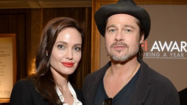 Angelina Jolie And Brad Pitt Reach A Custody Agreement