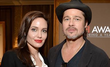 Angelina Jolie And Brad Pitt Reach A Custody Agreement