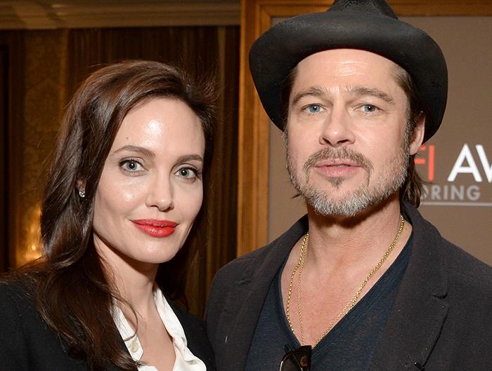 Angelina Jolie Brad Pitt Reach Custody Agreement