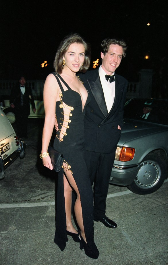 Liz Hurley, 1994.