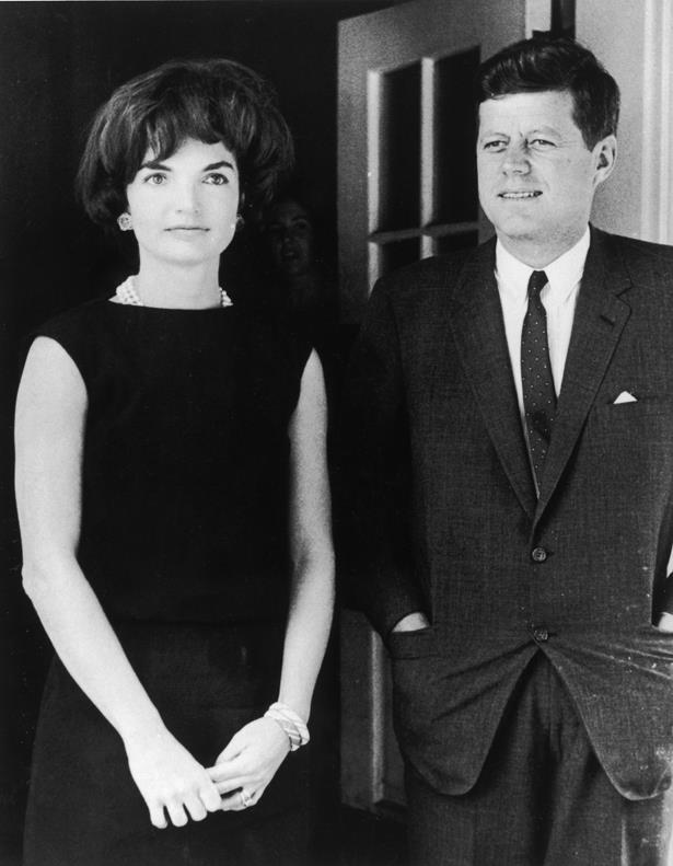Jackie Kennedy, 1960.