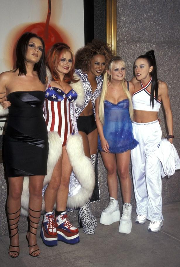 Posh Spice, 1997.