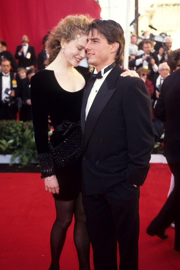 Nicole Kidman, 1991.