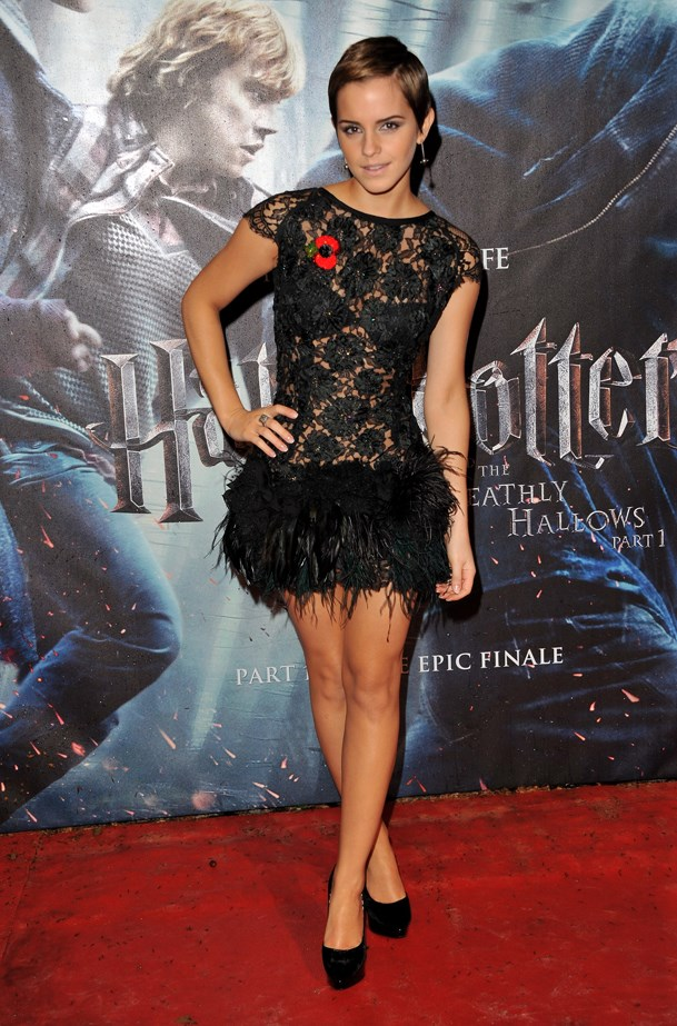 Emma Watson, 2010.