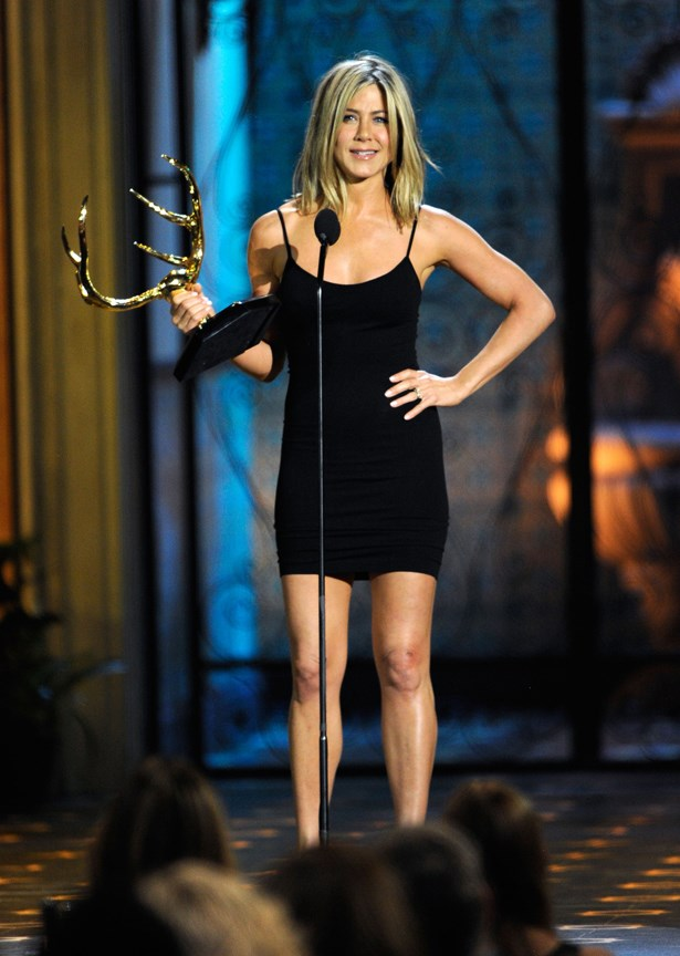 Jennifer Aniston, 2011.