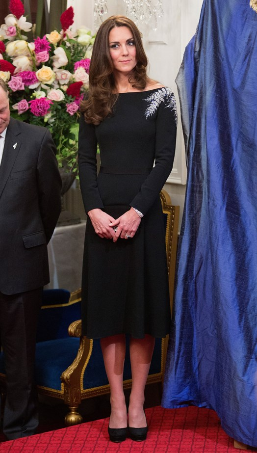 Catherine, Duchess of Cambridge, 2014.