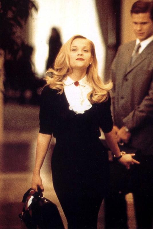 Legally Blonde, 2001.