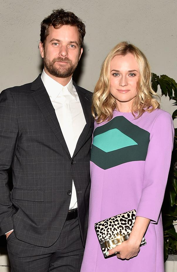 <p><strong>Diane Kruger and Joshua Jackson</strong> <p>While Diane and Josh never cared much for marriage, saying they didn't need their relationship to be legalised, their union seemed to be one of the strongest in Hollywood. So it was a complete shock when they confirmed they had split in July after 10 years together.