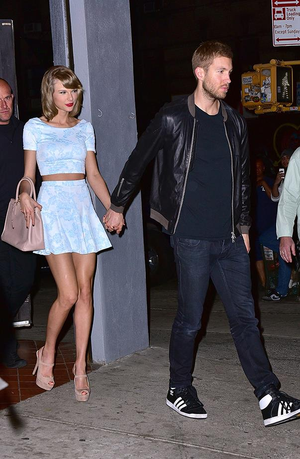 <p><strong>Taylor Swift and Calvin Harris</strong> <p>Taylor and Calvin parted ways in June after 15 months together. While was there was no one reason blamed for the split, things got a little messy in the aftermath—they both wiped proof of their relationship from their social media accounts, and he took subtle digs at her when she moved on quickly with Tom Hiddleston.