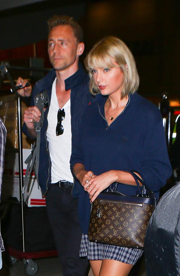 <p><strong>Taylor Swift and Tom Hiddleston</strong> <p>For a relationship that only lasted three months, Taylor and Tom went through <em>many</em> couple-y things, including meeting each other's parents, travelling overseas, and celebrating the Fourth of July together. They ended things in September, reportedly because Tom wanted to take Taylor as his date to the Emmys, and she wasn't ready to go <em>that</em> public.