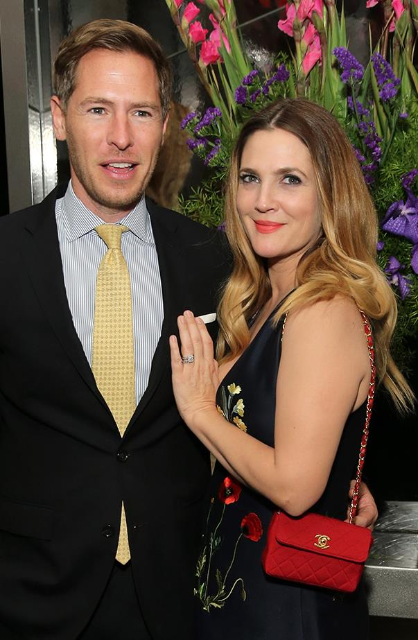 <p><strong>Drew Barrymore and Will Kopelman</strong> <p>Drew filed for divorce from Will, the father of her two daughters Olive and Frankie, in July, after separating in April. They were together for four years. Their relationship appears to be amicable, with Drew showing her support for Will at the New York Marathon over the weekend.