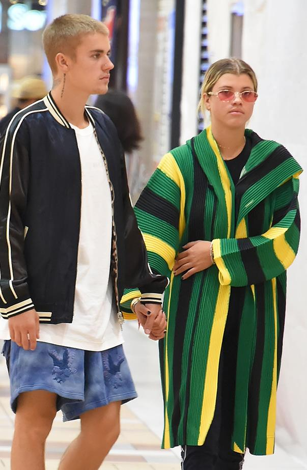 <p><strong>Justin Bieber and Sofia Richie</strong> <p>From the start, Justin and Sofia's relationship was drama-filled. As soon as Justin's fans caught wind he was dating Lionel Richie's daughter they unleashed social media hate upon Sofia, which led to Justin deleting his Instagram account. In their few months together Justin and Sofia travelled to Japan, and he whisked her away for a romantic getaway to Mexico for her 18th birthday.