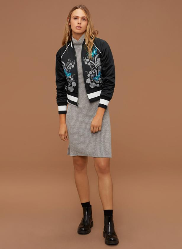 "<p> <a href=""http://intl.aritzia.com/"">Aritzia</a><p> <p> If your favourite two words are 'effortlessly chic', then you might want to add Aritizia to your bookmark bar. With muted tones and an air of je ne sai quois, your off-duty style game is about to get that much stronger."