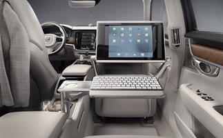Volvo S90 Excellence interior
