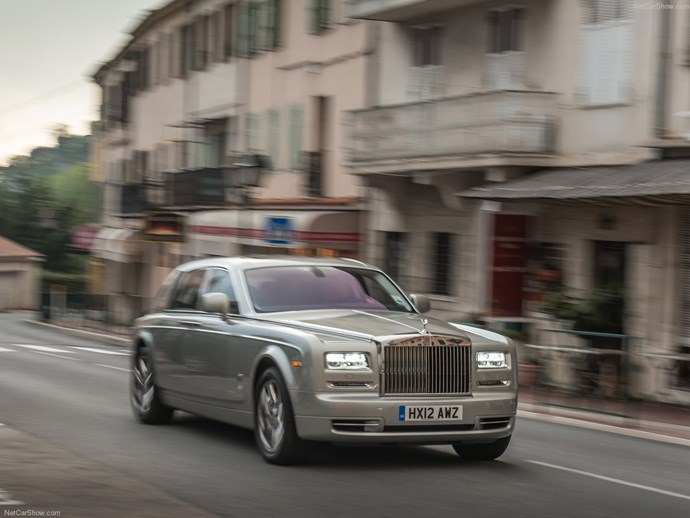 """<p><strong>Tom Jones, Rolls-Royce Phantom</strong></p> <p>Granted he's not from Hollywood, per se, but you only need to type """"Tom Jones' car"""" into Google to discover he was a bit of a lover of fine things. He's owned a navy blue Bentley and a black Rolls-Royce Phantom. Luckily, this car still exists today, and it's got every bit as much swagger as Jones had in his hey-day – but then again, you'd hope so for its close-to $1million price tag. </p>"""