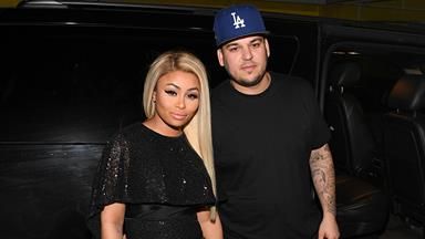 Blac Chyna And Rob Kardashian Welcome Their First Child