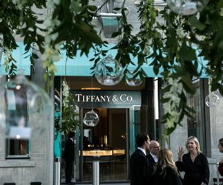 Tiffany & Co. new zealand launch party