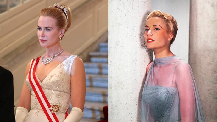 Australian actress Nicole Kidman starred as Grace Kelly in the 2014 film *Grace of Monaco*, a French-American biographical drama based on the life of the Princess of Moncao.