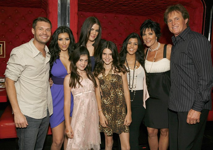 <p><strong>The Kardashian-Jenners</strong> <p>Perhaps the world's most famous stars to come off reality TV are the Kardashian and Jenner sisters—in fact that whole family. Their fans have practically watched them grow up, especially Kendall and Kylie Jenner.