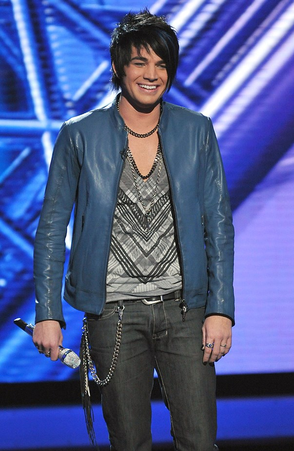 <p><strong>Adam Lambert</strong> <p>Adam is definitely one of the more successful stars to come off the <em>American Idol</em> franchise. He was the show's runner-up in 2009, and since then his profile has risen to the point that he did a stint as the lead vocalist for Queen. He's currently one of the mentors and judges on <em>The X Factor</em> in Australia.
