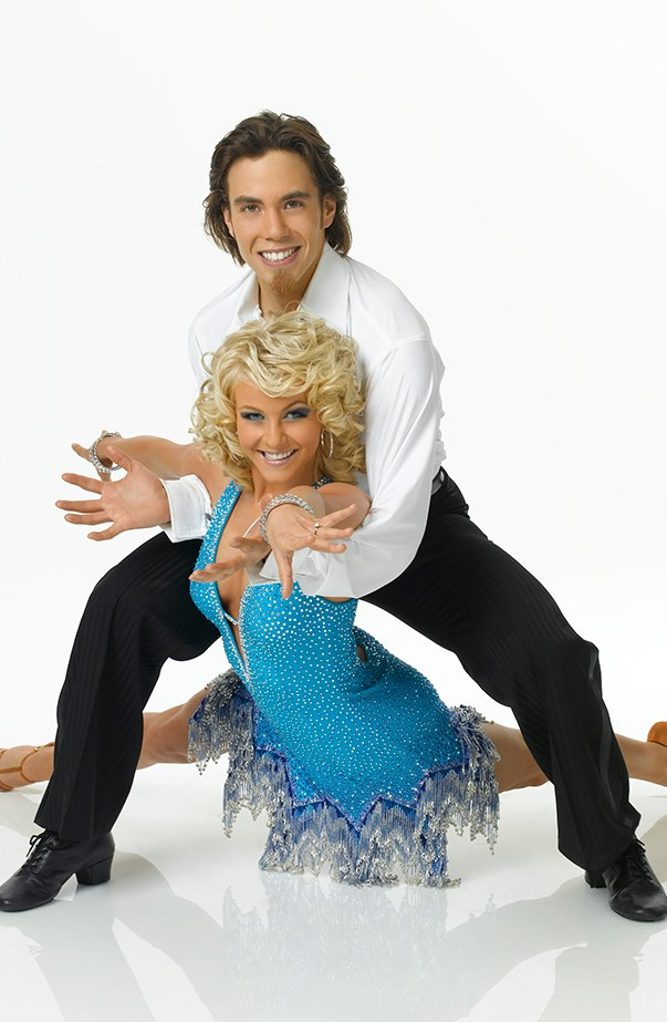 <p><strong>Julianne Hough</strong> <p>Triple threat Julianne comes from a family of dancers, so she launched into the limelight as one of the professional dancers on the U.S. series of <em>Dancing With the Stars</em>.