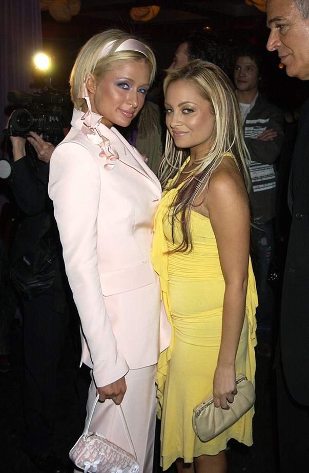 <p><strong>Paris Hilton</strong> <p>Paris was joined by her then-best friend Nicole Richie on <em>The Simple Life</em> in 2003, where they traded in their riches to live on a farm for a month. Prior to going on the show she was known for being part of the Hilton family.