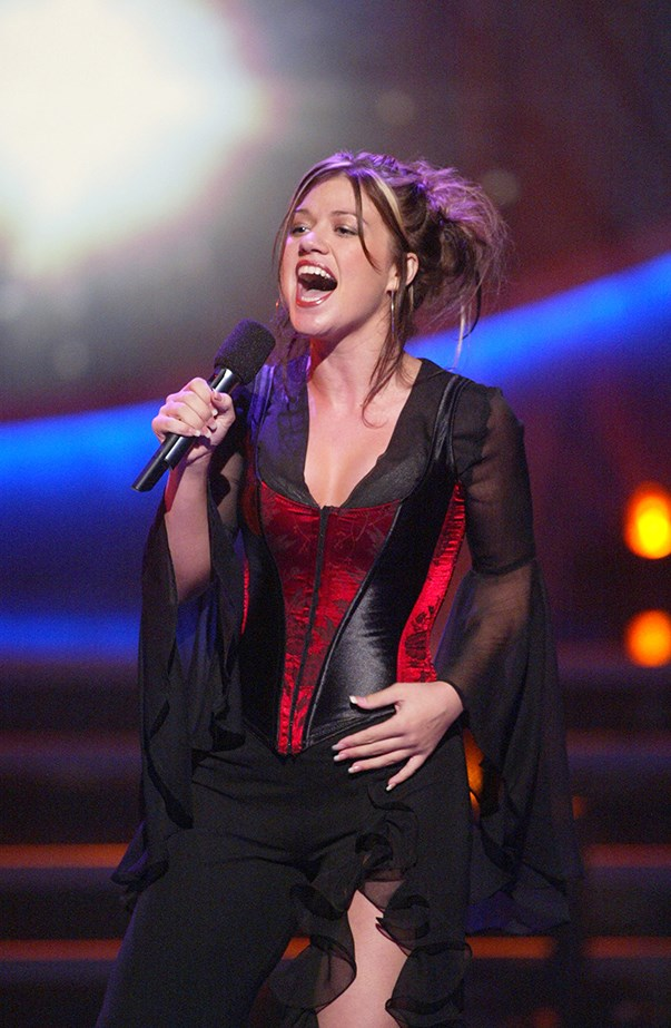 <p><strong>Kelly Clarkson</strong> <p>Kelly made history as the first-ever winner of <em>American Idol</em> in 2002. She's still a successful musician and still has an amazing, powerful voice, but she's taken a step back from the spotlight to focus on raising her young family.
