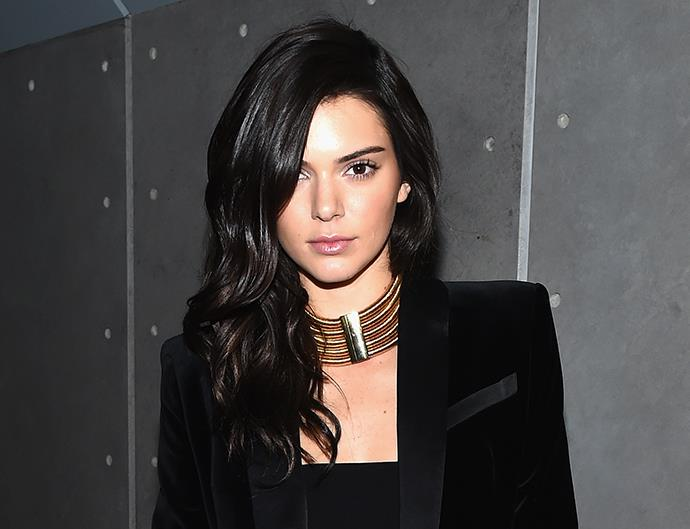 Kendall Jenner Deletes Instagram
