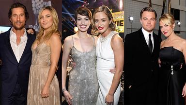 Kate Hudson And Matthew McConaughey Reunite