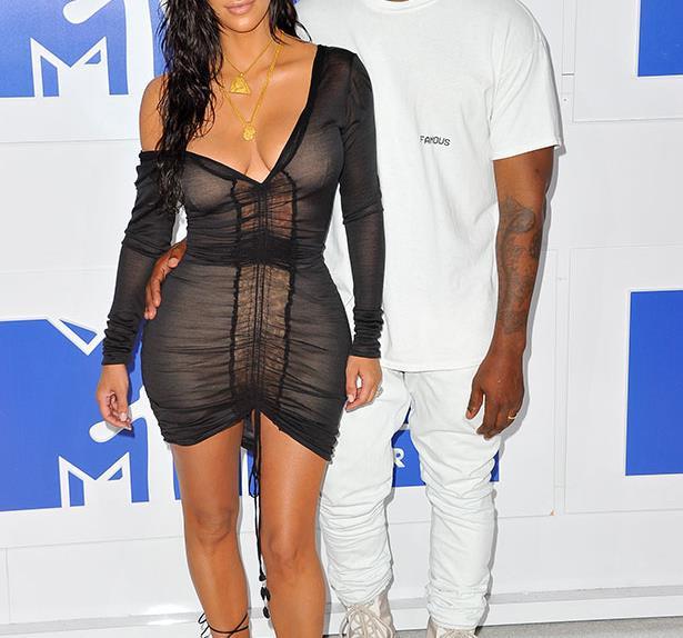 Kim Kardashian and Kanye West give Dream Yeezys
