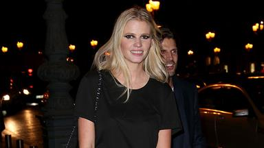 Lara Stone's New Denim Collaboration Is Set To Hit 'Refresh' On Off-Duty Uniforms