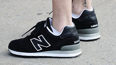 White Supremacist Website Makes Bizarre Endorsement Of New Balance Shoes