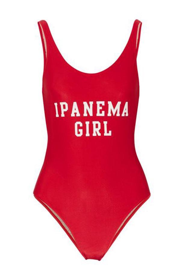 "<a href=""https://www.net-a-porter.com/au/en/product/721186/adriana_degreas/ipanema-girl-printed-swimsuit"">Swimsuit, $259, Adriana Degreas at net-a-porter.com.</a>"