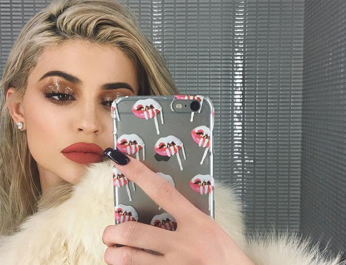 kylie cosmetics christmas collection