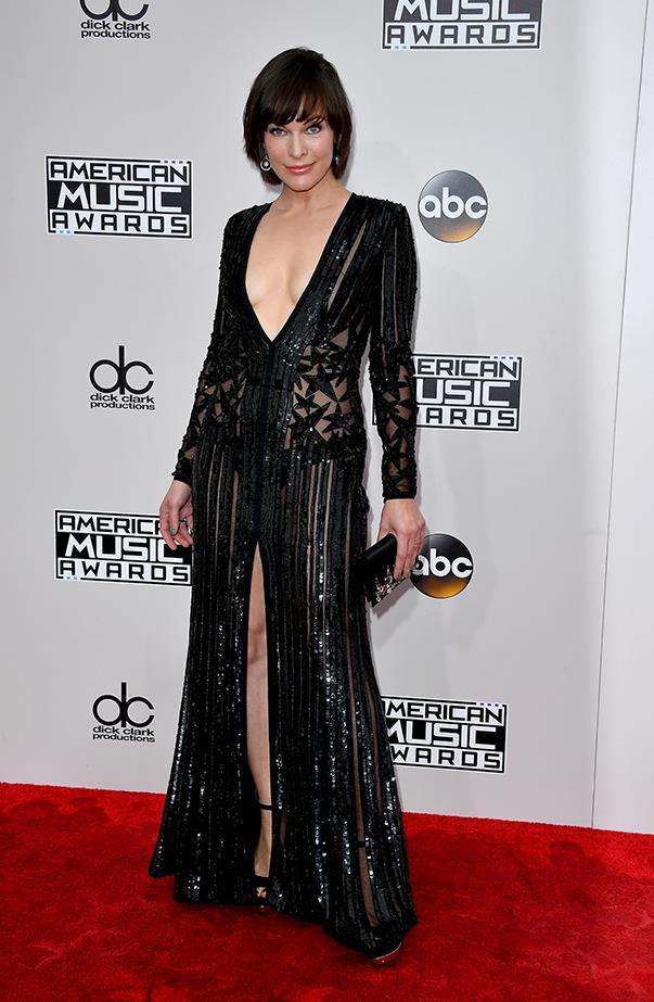 <p>Milla Jovovich.