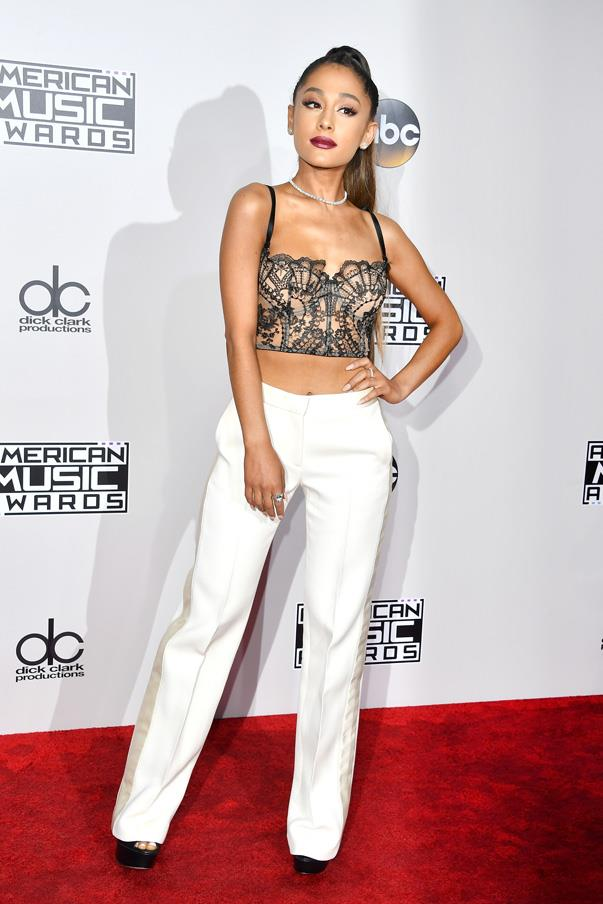 <p>Ariana Grande.