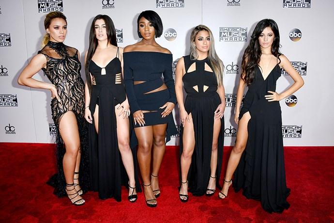 <p>Fifth Harmony.
