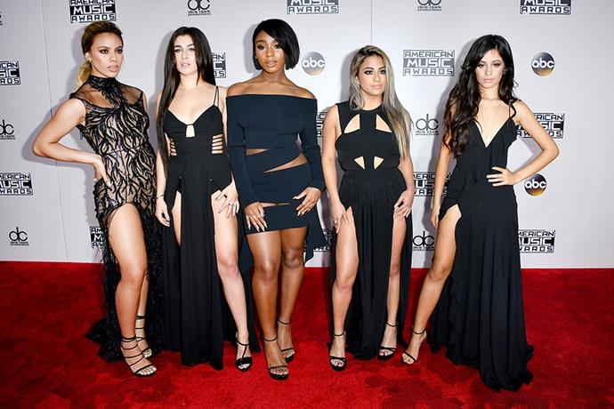 <p>Fifth Harmony.