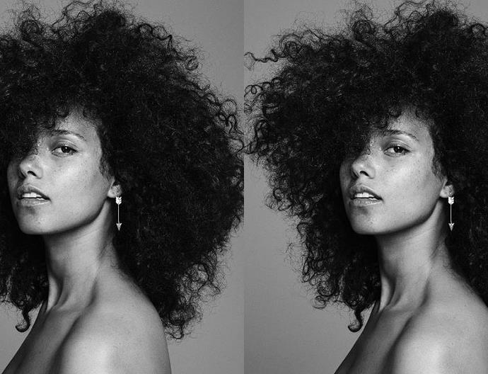 Alicia Keys Cleared Up Her Skin By Removing This One Food Group From Her Diet