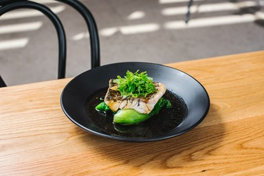 ELLE Recipe: Steamed Fish With Ginger And Shallots