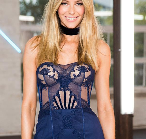 Jennifer Hawkins Australia's Next Top Model 2016